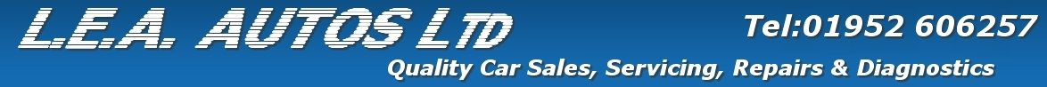 Used Car sales and dealers in Telford